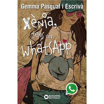 Xenia tens un whatsapp