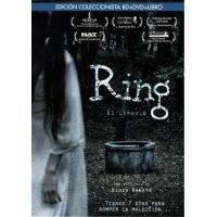 The Ring - Blu-Ray + DVD + Libro