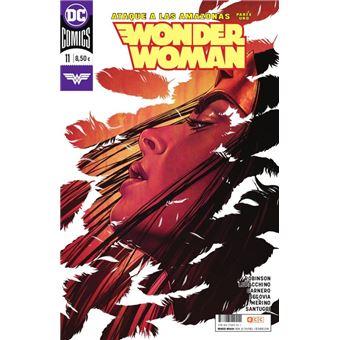Wonder Woman núm. 25/11 (Renacimiento)