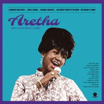 Aretha with the Ray Bryant Combo - Ed Limitada - Vinilo
