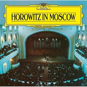 Horowitz In Moscow - Vinilo