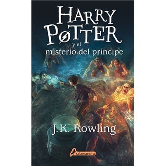 Harry PotterHarry Potter y el misterio del príncipe