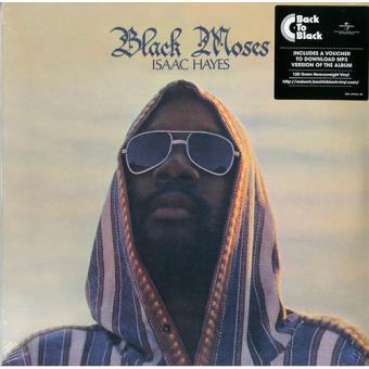 Black Moses - 2 vinilos