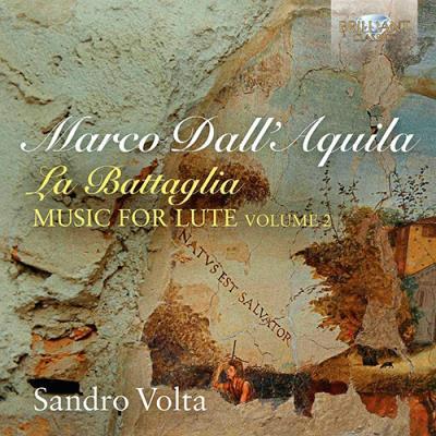 Dall`Aquila - La Battaglia, Music for