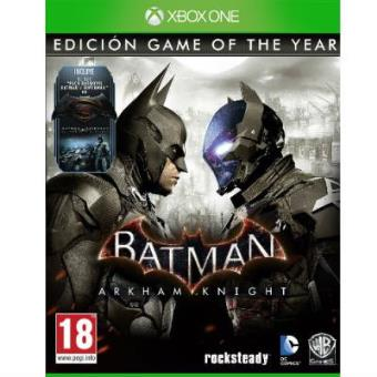 Batman: Arkham Knight - Game Of The Year Edition Xbox One