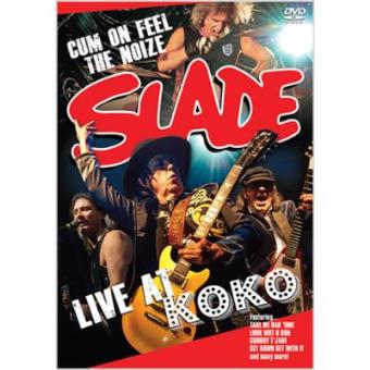 Slade Live at Koko (Formato DVD)