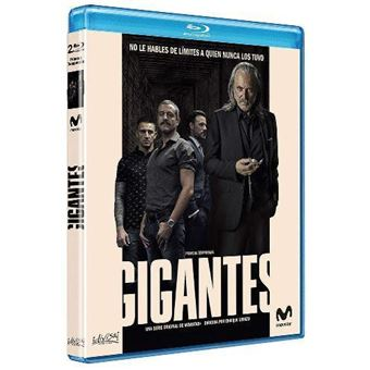 Gigantes - Temporada 1 - Blu-Ray