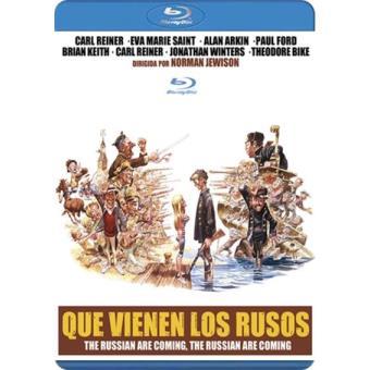 Qué vienen los rusos - Blu-Ray