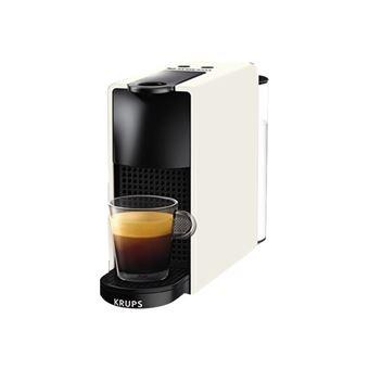 Cafetera Nespresso Krups Essenza Mini Blanco