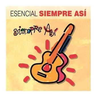 Esencial Siempre Así - 2 CDs