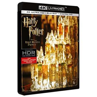 Harry Potter y el misterio del príncipe - UHD + Blu-Ray