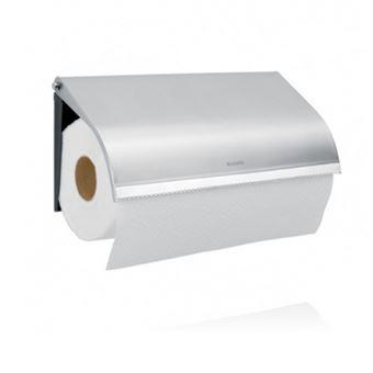 Portarrollos Brabantia 313868 para papel de cocina Gris