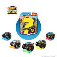 Todoteerrenos Mattel Hoot Wheels - Monster Truck - Varios modelos