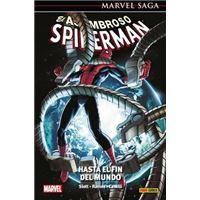 Marvel Saga - El Asombroso Spiderman 36 - Hasta El Fin Del Mundo