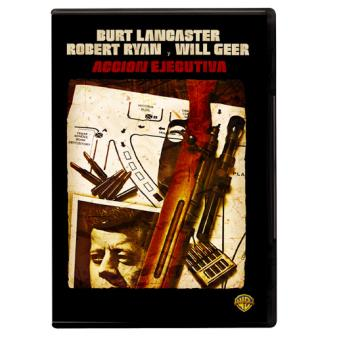Acción ejecutiva - DVD