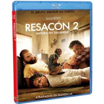 Resacón 2: ¡Ahora en Tailandia! - Blu-Ray