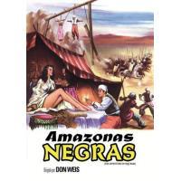 Amazonas negras - DVD
