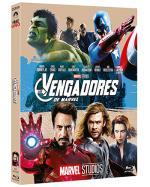 Los Vengadores (2012) - Ed Oring - Blu-ray