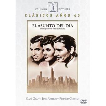 El asunto del día - DVD