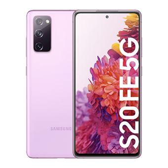 Samsung Galaxy S20 FE 5G 6,5'' 128GB Violeta