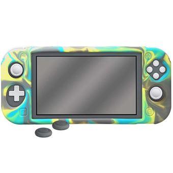 Kit gaming  Blackfire Silicone Sleeve Camuflaje para Nintendo Switch Lite