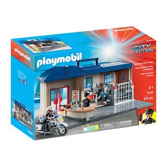 Playmobil Comisaría Maletín