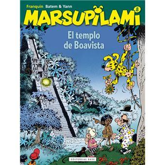 Marsupilami 8: El templo de Boavista