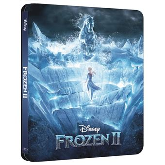Frozen 2 - Steelbook Blu-Ray