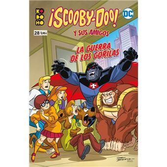 Scooby-Doo y sus amigos núm. 28