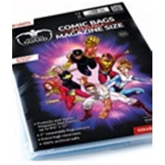 Fundas100 Bolsas Comic Manga Resellable Ultimate  Guard