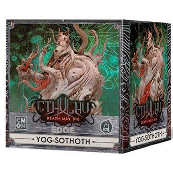 Expansión Cthulhu – Death May Die – Yog-Sothoth