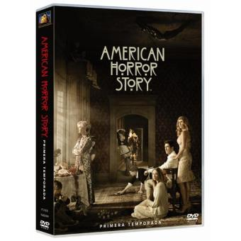 American Horror StoryAmerican Horror Story  Temporada 1 - DVD