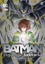 Batman y la Liga de la Justicia Vol 02