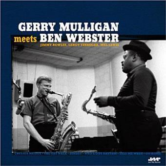 Meets Ben Webster: Gerry Mulligan - Vinilo