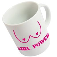 Taza Fisura Girl Power