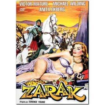 Zarak - DVD