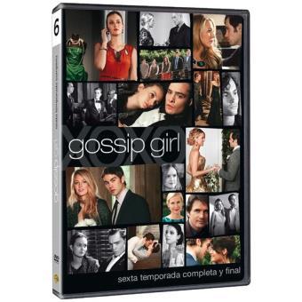 Gossip Girl - Temporada 6 - DVD