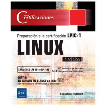 Linux. Preparación a la certificación LPIC-1