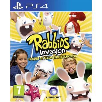 Rabbids Invasion La Serie De Tv Interactiva Ps4 Para Los Mejores