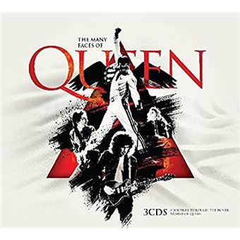 The Many Faces Of Queen - 3 CD