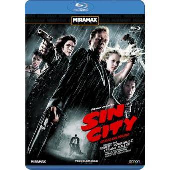Sin City: Ciudad del pecado - Blu-Ray