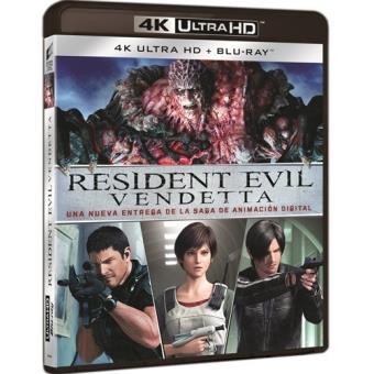 Resident Evil: Vendetta  - UHD + Blu-ray