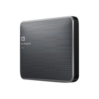 "Disco duro externo portátil WD My Passport Ultra 2,5"" 500 GB Plata"