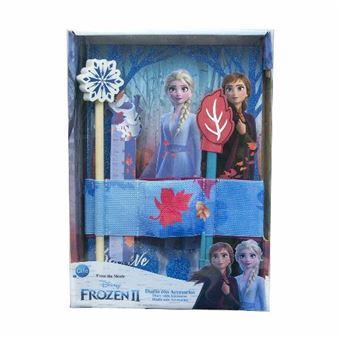 Diario con accesorios Frozen 2