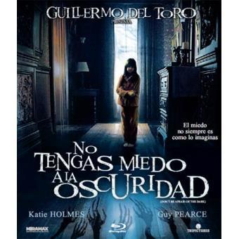 No tengas miedo a la oscuridad - Blu-Ray