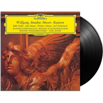 Mozart: Requiem in D Minor K626 - Vinilo