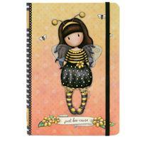 Libreta Gorjuss Rayada Tapa dura -  Bee Loved