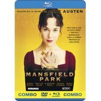 Mansfield Park - Blu-Ray + DVD