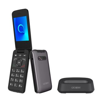 Teléfono móvil Alcatel 30.26x 2,8'' 256GB Negro