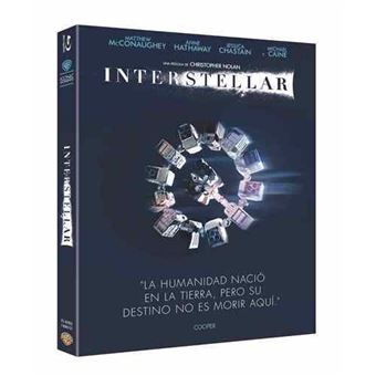 Interstellar - Ed Iconic Blu-Ray